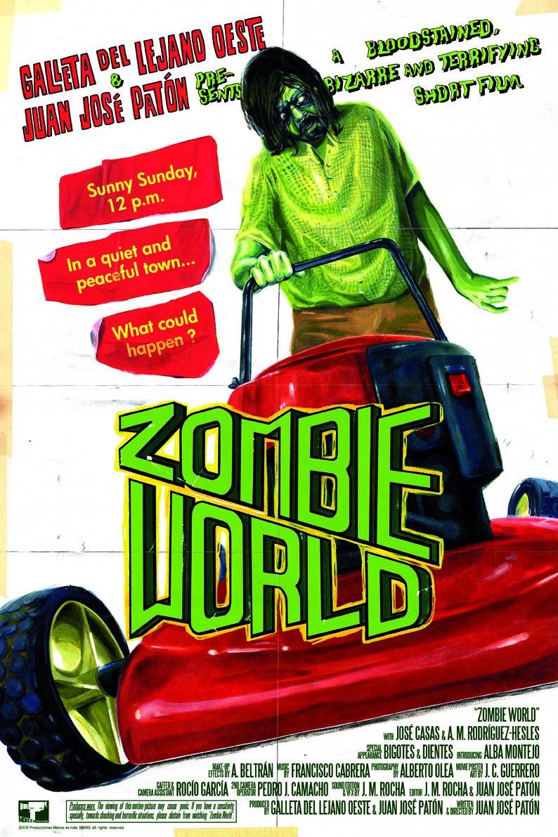 zombie world el corto