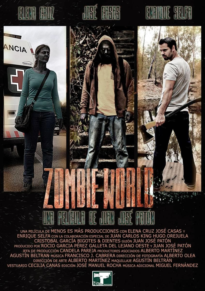 Zombie World disponible el FIlmin.